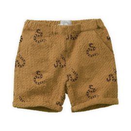 Sproet&Sprout - Short Snake Print