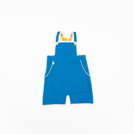 Alba of Denmark - Gert Short Crawlers Snorkel Blue