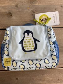 Lässig - Mini Washbag Penguin