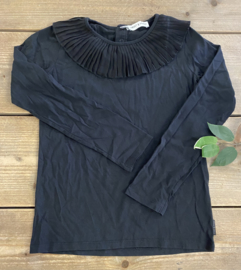 Sproet&Sprout - T-Shirt Collar Black 134/140
