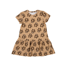 Malinami -  Monkey SS dress