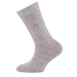 Ewers - Sok Uni Sweater Grau Melange