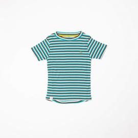 Alba Of Denmark - The Bell T-Shirt Algiers Blue Stripes