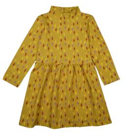 Ba*Ba Kidswear - Coco Dress Funny Squares