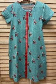 Lily Balou - Sample Dress Deer Jacuard S