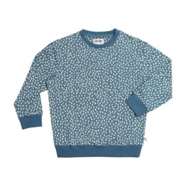 CarlijnQ - Sweater Petrol Sparkles