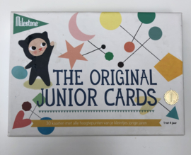 Milestone - Junior Cards