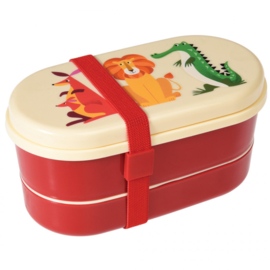 Rex London - Colourful Creatures Bento Box