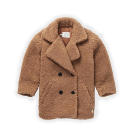 Sproet&Sprout - Teddy Coat Nougat