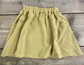 Lötiekids - Woven Skirt Sun Yellow Solid