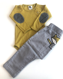 Krutter - Ochre/Grey Fox  set 68
