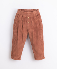 Play Up - Corduroy Trousers Sanguine