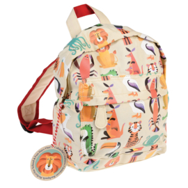 Rex London - Colourfull Creatures Mini Backpack