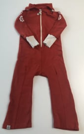 ALBA - Lamar Flipsuit Red 92