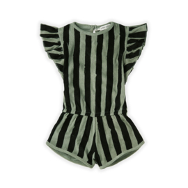 Sproet&Sprout - Jumpsuit Painted Stripe