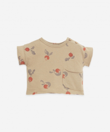 Play Up - T-Shirt with Large Pocket Radish Joao