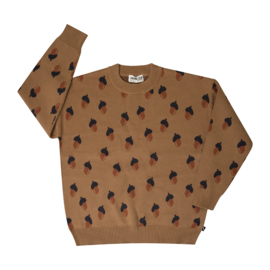 Carlijn Q - Knitted Sweater Acorn