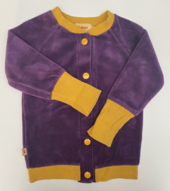 Alba - Dottir Cardigan Purple 92