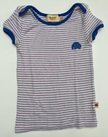 Alba - Luca Shirt Striped 104/110