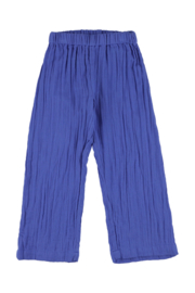 Lily Balou - Leonie Wide Trousers Dazzling Blue