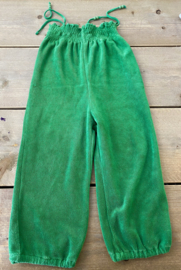 Lily Balou - Green Terry Jumpsuit 98