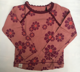 Alba - Ghita Blouse Old Rose Flower 68/74