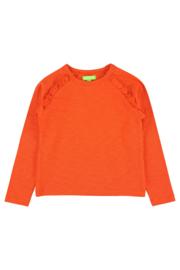 Lily Balou - Mina T-Shirt Mandarin Red