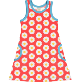 Maxomorra - Dress No Sleeves Daisy