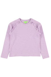 Lily Balou - Mina T-Shirt Sheer Lilac