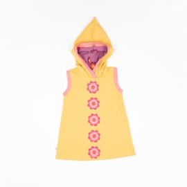 Alba of Denmark - Trine Hood Dress Bright Gold