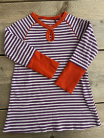 Alba - Elinor Rose Dress Purple