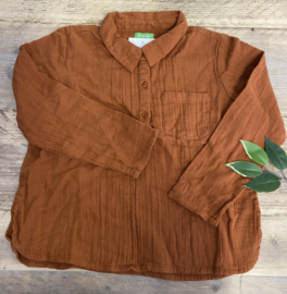 Lily Balou - Thor Shirt Biscuit Brown 116