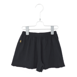 Lötiekids - Loose Shorts Solid Charcoal
