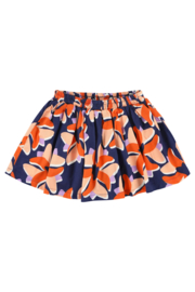 Lily Balou - Millie Mini Skirt Big Flower