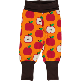 MAXOMORRA CLASSIC - Pants Rib Apple