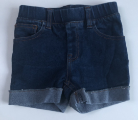 Beau Hudson - Dark Denim shorts maat 4