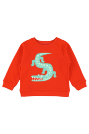 Lily Balou - Sis Embroided Sweater Grenadine