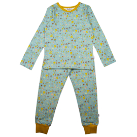 Ba*Ba Kidswear - Pyjama Long Romance Flowers