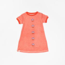 Alba Of Denmark - Smilla Dress Strawberry Ice