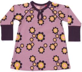 Alba - Haby Baby Dress Very Grape Flower