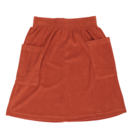 CarlijnQ - Long Skirt Cinnamon
