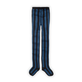 Sproet&Sprout - Tights Stripe Lake Blue