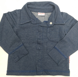Baba - Jeans tricot hemd 74