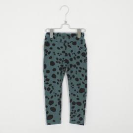 Lötiekids - Jegging Dots Green