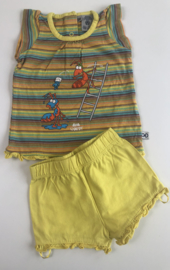 Little Woody - Ants Summer PJ Yellow 3 maand