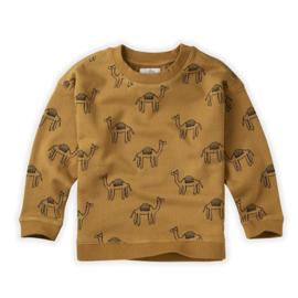Sproet&Sprout - Sweatshirt Camel