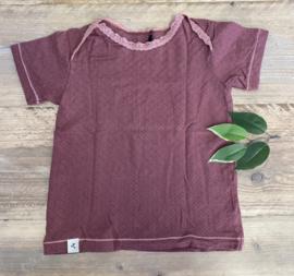 Alba - Vera T-Shirt Wild Ginger 98