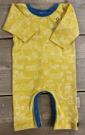 Baba - Yellow City Newborn