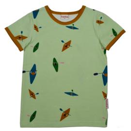 Baba Kidswear - T-Shirt Boys Kayak River