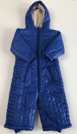 Kids Case - Snow/winter suit Blue 86